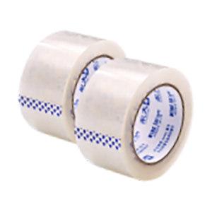 WINGTAI/永大 食品包装专用胶带 标准型 透明 48mm×91.4m 72卷 1箱