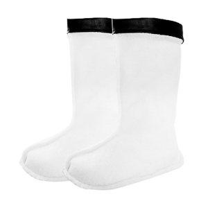 SAFEWARE/安赛瑞 可拆卸中筒雨靴防寒袜套 25533 40码 需搭配靴子使用 靴子另外购买 1双