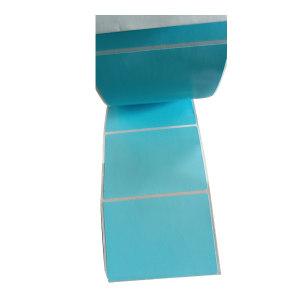KANKUN 浅蓝色铜版纸 XYF111601-公牛定制 70×50mm 76管芯 2000个 1卷