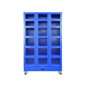 KUNTON/坤同 18门智能储物柜(V2.0) G21-18 外形尺寸1950×1200×560mm 1台