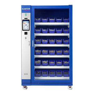 KUNTON/坤同 30货道称重式智能储物柜(V2.0) W50-30 外形尺寸1950×1160×610mm 1台