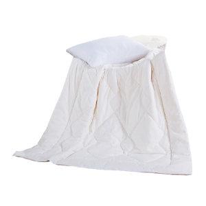 HZ/华智 夏凉棉花被 1.5×2.1m 纯棉 填充一级棉花胎2.5kg 1床