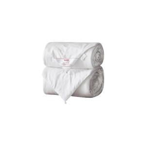 HYX/恒源祥 臻萃全棉小提花蚕丝子母被 HYX095BZ 2×2.3m 填充100%桑蚕丝(长丝绵+短丝绵) 填充重量子被500g 母被1.2kg 1条