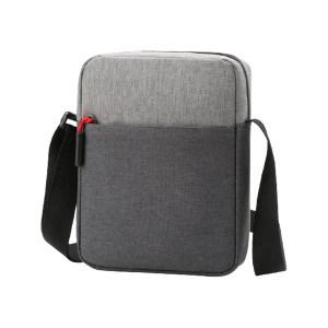 HYX/恒源祥 时尚撞色小单肩包 HYX001XB 170×50×220mm 织物 黑色/灰色/玫红色/蓝色随机 里布织物面料 1个