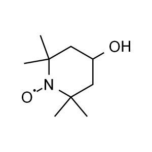 JK/百灵威 4-羟基-2,2,6,6-四甲基哌啶氧化物 609412-1g 自由基 1瓶