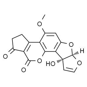 JK/百灵威 黄曲霉毒素M1 615215-100μg 来源于黄曲霉 1瓶