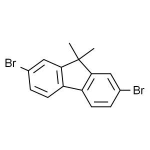 JK/百灵威 2,7-二溴-9,9-二甲基芴 723540-1g 1瓶