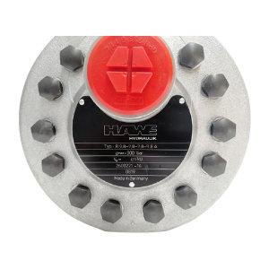 HAWE/哈威 柱塞泵 R 9.8-9.8-9.8-9.8A 排量9.8LPM 工作压力300bar 1台