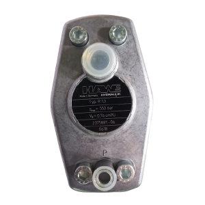 HAWE/哈威 柱塞泵 R 1.0 排量0.76LPM 工作压力550bar 1台