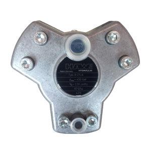 HAWE/哈威 柱塞泵 R 2.5A 排量1.79LPM 工作压力450bar 1台