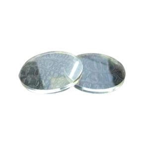 JCAD/聚诚安达 高透明亚克力圆片有机玻璃 直径40mm 厚2mm 10片 1组