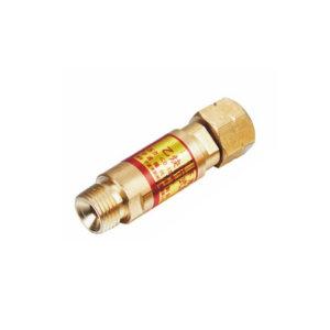 LX/隆兴 回火防止器 QF-ZB乙炔(减压器用) 1个