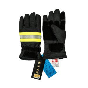 JIUPAI/九派 消防手套 2-A 均码 藏蓝色 3C认证 1双