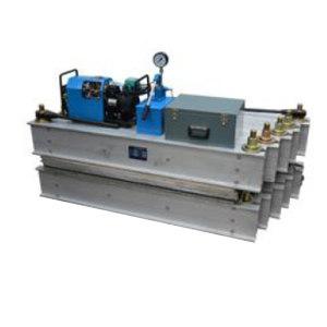 LY/龙宇 电热式胶带硫化机 LYLHJ-1200*830 水冷+电动泵 1台