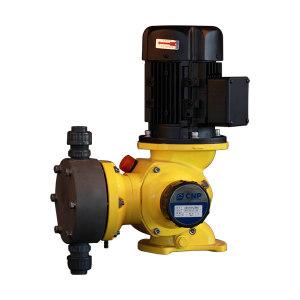 CNP/南方泵业 计量泵 GM0240PQ1MNN 最大流量235L/h 进出口口径DN15 最大工作压力7bar PVC泵头 250W 1台