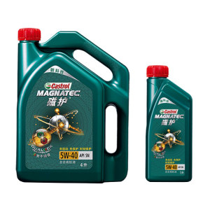 CASTROL/嘉实多 磁护合成机油 磁护 SP 5W-40 1L 1瓶