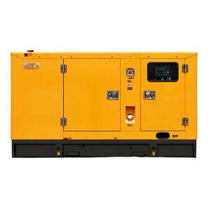 KUAKE/夸克 15kW柴油发电机组 QKGF-WCJY-15kW 黄色 潍柴低噪音款 动力型号WP2.3D18E200 1台