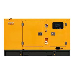 KUAKE/夸克 20kW柴油发电机组 QKGF-WCJY-20kW 黄色 潍柴低噪音款 动力型号WP2.3D25E200带ATS功能 1台