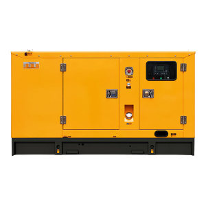 KUAKE/夸克 30kW柴油发电机组 QKGF-WCJY-30kW 黄色 潍柴低噪音款 动力型号WP2.3D40E200带ATS功能 1台