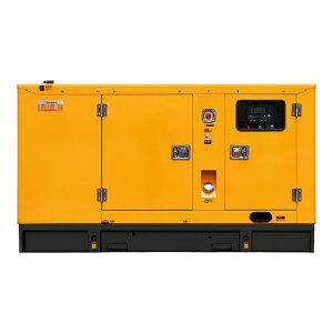 KUAKE/夸克 50kW柴油发电机组 QKGF-WCJY-50kW 黄色 潍柴低噪音款 动力型号WP4.1D66E200带ATS功能 1台