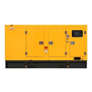 KUAKE/夸克 120kW柴油发电机组 QKGF-WCJY-120kW 黄色 潍柴低噪音款 动力型号WP6D152E200带ATS功能 1台