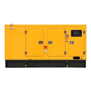 KUAKE/夸克 150kW柴油发电机组 QKGF-WCJY-150kW 黄色 潍柴低噪音款 动力型号WP6D167E200带ATS功能 1台