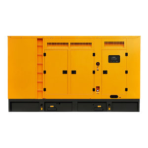 KUAKE/夸克 200kW柴油发电机组 QKGF-WCJY-200kW 黄色 潍柴低噪音款 动力型号WP10D238E200 1台