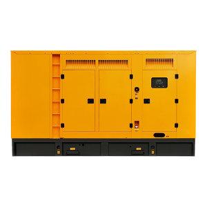KUAKE/夸克 250kW柴油发电机组 QKGF-WCJY-250kW 黄色 潍柴低噪音款 动力型号WP10D320E200 1台