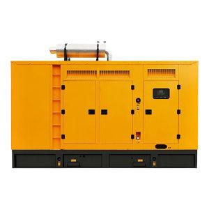 KUAKE/夸克 650kW柴油发电机组 QKGF-WCJY-650kW 黄色 潍柴低噪音款 动力型号12M26D748E200带ATS功能 1台