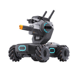 DJI/大疆 编程机器人 RoboMaster S1 黑色 续航时间1~2h 1台