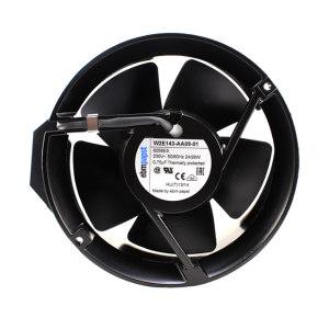 EBMPAPST 散热风扇 W2E143-AA09-01 外形尺寸172×172×51mm AC230V 8.5W/13W 1只