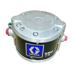 GRACO/固瑞克 308隔膜泵 233500 最大流量32L/min 接口进口NPT3/4 出口NPT3/8 最大工作压力8bar 特氟龙膜片 吸上高度4.8m 1台