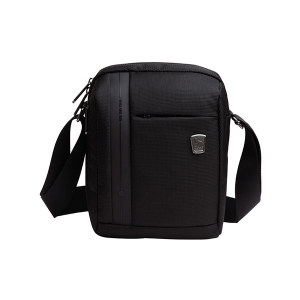 OIWAS/爱华仕 挎包 OCK5421 185×70×235mm 织物 黑色 1个