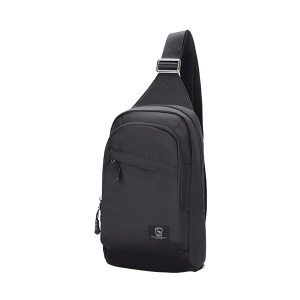 OIWAS/爱华仕 胸包 OCK5530U 180×65×310mm 织物 黑色 1个