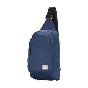 OIWAS/爱华仕 胸包 OCK5530U 180×65×310mm 织物 蓝色 1个