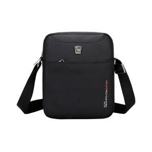 OIWAS/爱华仕 休闲时尚单肩包 OCK5551 190×60×250mm 织物 黑色 1个