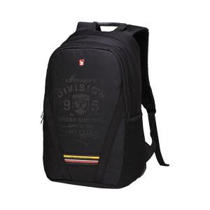 OIWAS/爱华仕 青春学院风背包 OCB2894 200×480×270mm 织物 黑色 1个