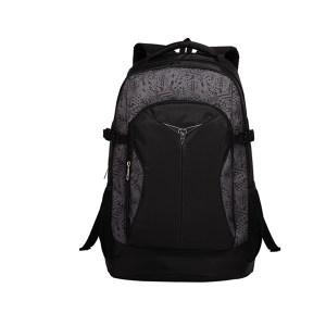 OIWAS/爱华仕 运动休闲双肩包 OCB4000M 210×510×350mm 织物 黑色 1个