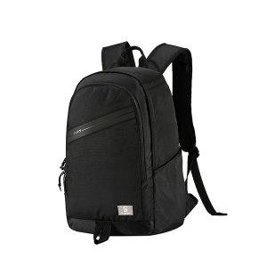 OIWAS/爱华仕 休闲双肩包 OCB4286 320×470×165mm 织物 黑色 1个