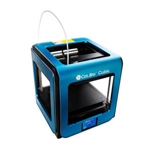 PRINT-RITE/天威 3D打印机(单喷头) ColiDO魔方 蓝色 9kg 1台