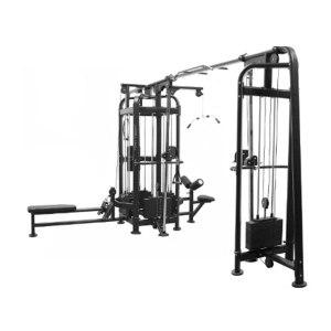 HREN 5站位多功能训练器 FFITTECHFS87 组装尺寸540×330×246cm 933kg 配重100kg×5 1台