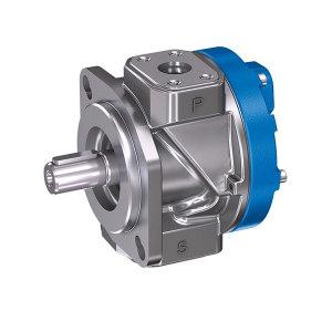 REXROTH/力士乐 油泵 R901230040 铸铁 排量136.3cm3 15bar 3000r/min PGZ4-1X/080RA07VE4 1件