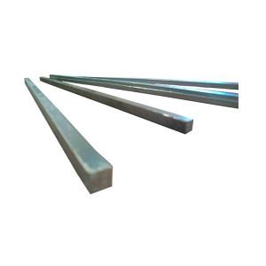 GC/国产 键坯 碳钢45# 本色 25×14×1000mm 1根