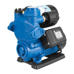 LBX PUMP INDUSTRY/老百姓泵业 AW全自动冷热水旋涡式自吸电泵 AW550 额定流量1.5m3/h 额定扬程18m 自吸高度8m 550W 220V 1台