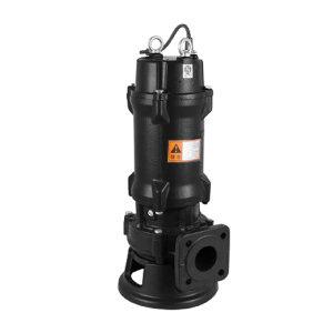 LBX PUMP INDUSTRY/老百姓泵业 C系列切割(国标)污水污物潜水电泵 WQ9-22-2.2C 出口50mm 额定流量9m³/h 额定扬程22m 2.2kW AC380V 1台