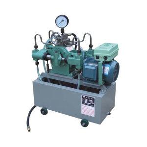 SHIHUAN/世环工具 电动试压泵 4DSY-10MPa 流量低压350L/h 高压55L/h 1台