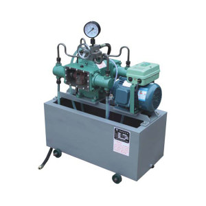 SHIHUAN/世环工具 电动试压泵 4DSY-63MPa 流量低压350L/h 高压22L/h 1台