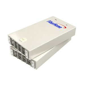 FIBERHOME/烽火通信 金属室内壁挂式终端盒 无配线架-8口 1个