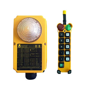 TELECRANE/禹鼎 遥控器 F24-10S 10点控制 1发1收 AC36V 1套