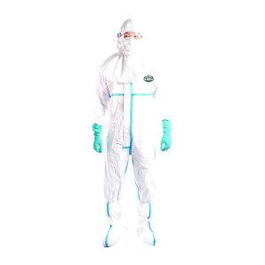 XIANGSEN/祥森 医用一次性防护服  FY3031 3XL 白色 1件